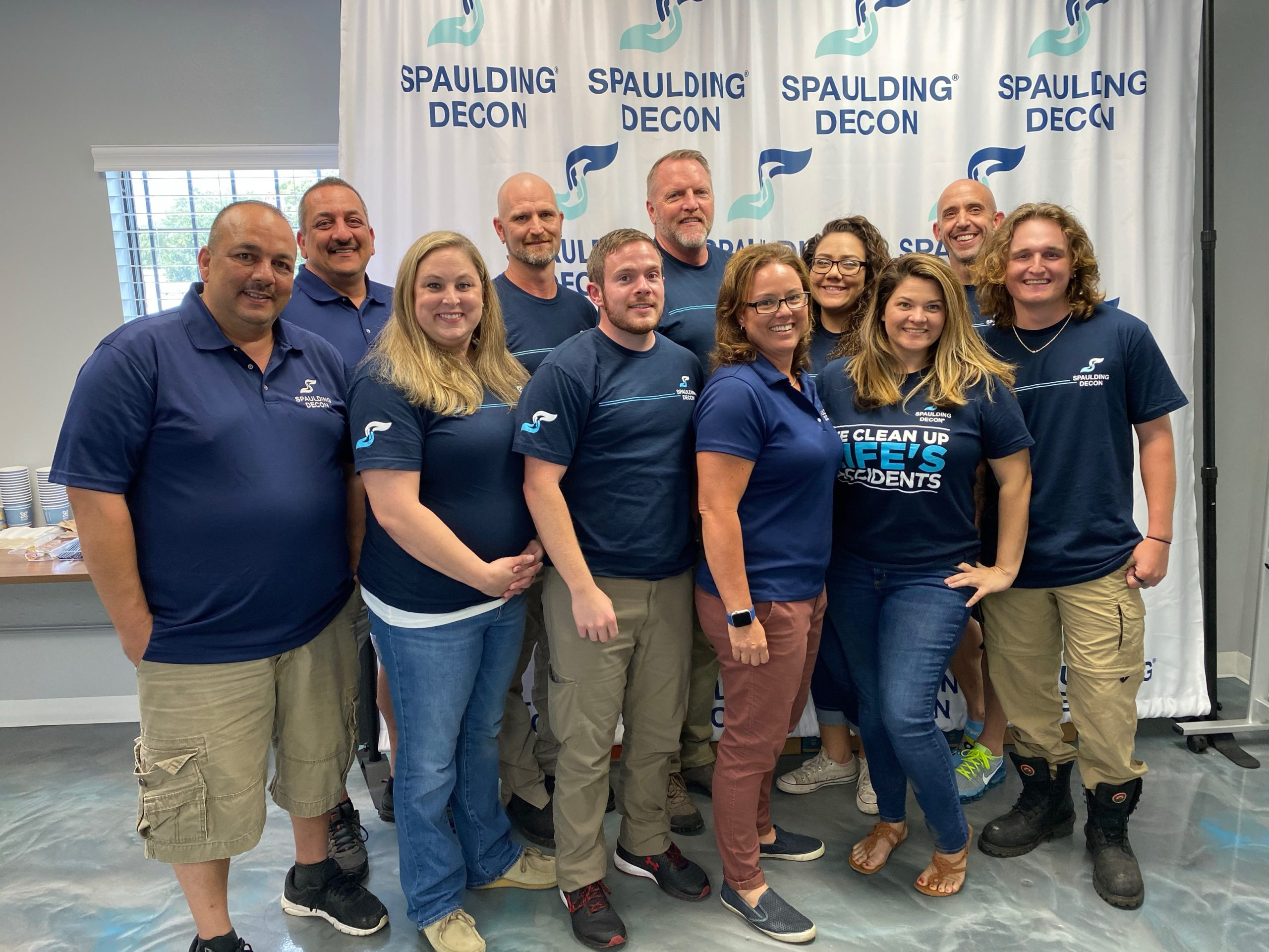 October Spauding Decon Franchisees