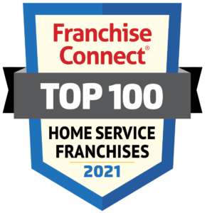 Franchise Connect top 100 home service