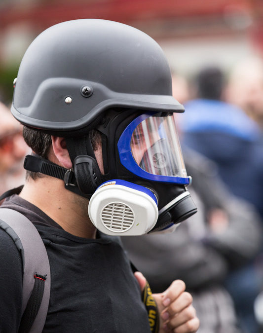 The Risks of Tear Gas Exposure, and How to Ensure Your Safety