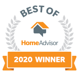 Spaulding Decon is a Best of HomeAdvisor Award Winner