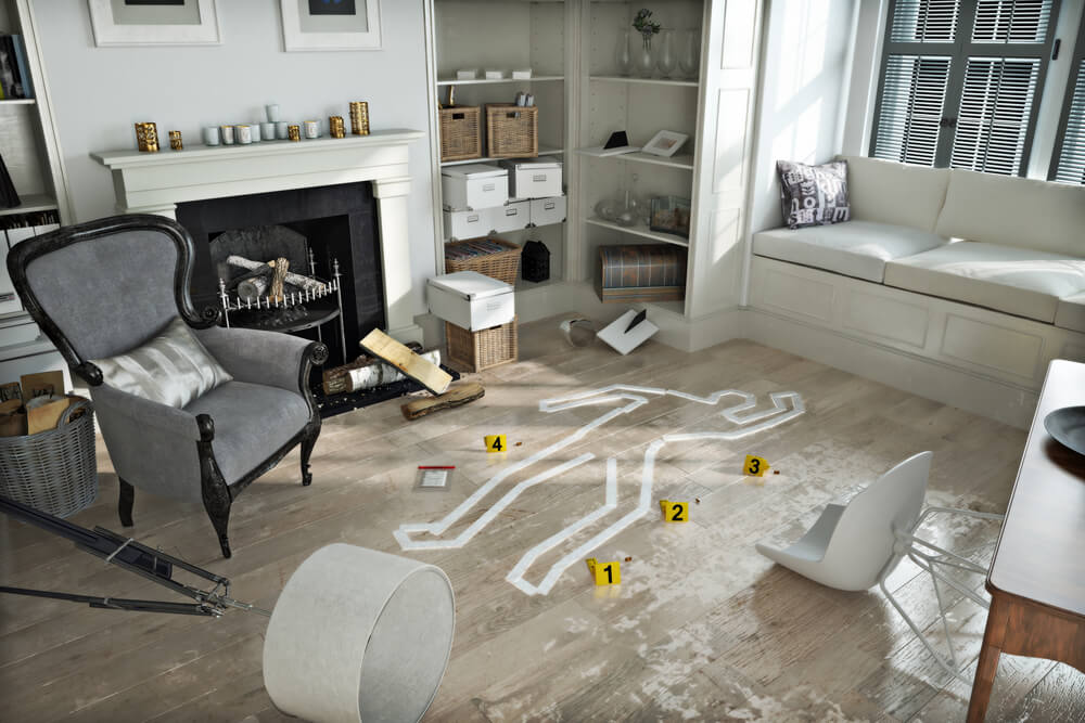 Estimating the Cost for Crime Scene Cleanup
