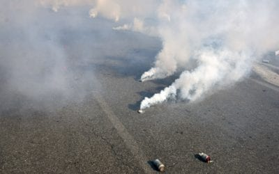 The Dangers of Tear Gas and How to Cleaned It Up?