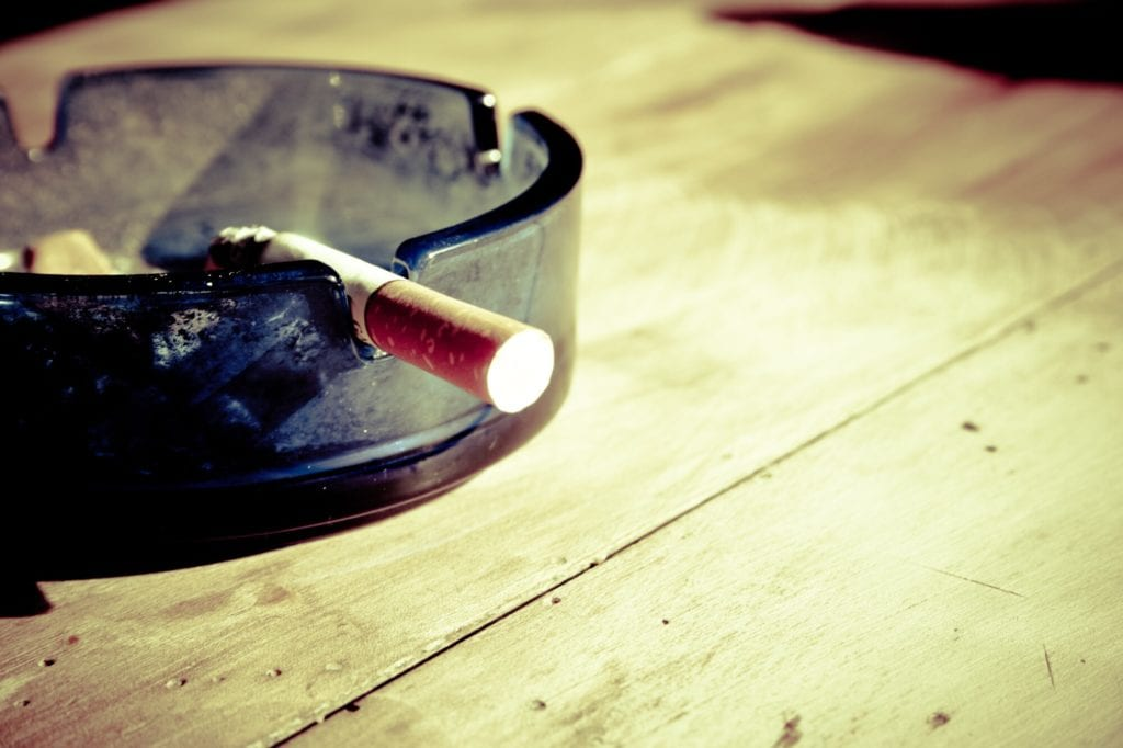 Tobacco Odor and Home Sales