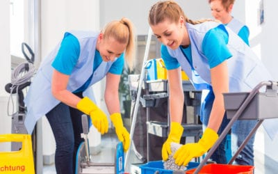 Cleaning vs. Disinfecting: How to Properly Protect Your Home Against COVID-19