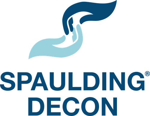 spaulding decon footer logo
